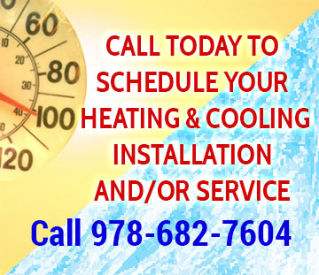 Schedule Your Air Conditioning and Heating Installation and Service